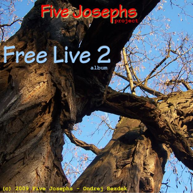 Free Live 2 - the downtempo album by Five Josephs