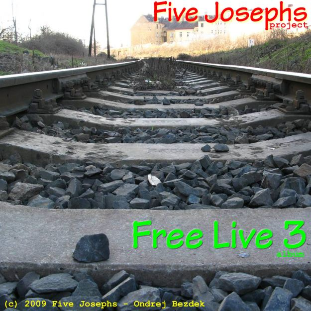 Free Live 3 - the downtempo album by Five Josephs