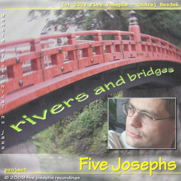 Rivers & Bridges album front cover design