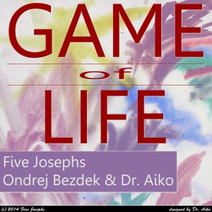 Full image of the Game of Life booklet