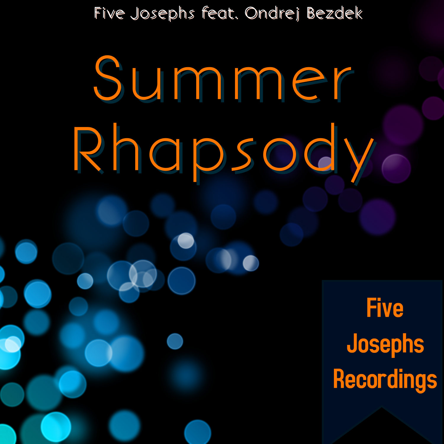 Summer Rhapsody - Five Josephs Single